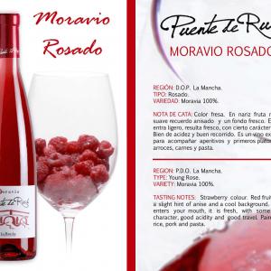 "Rosado ""Moravio"" SD"