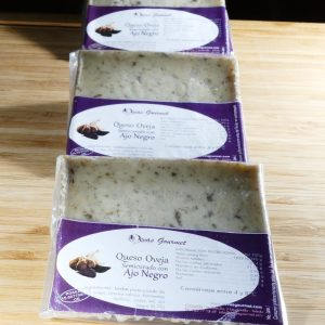 Queso de Oveja con Ajo negro
