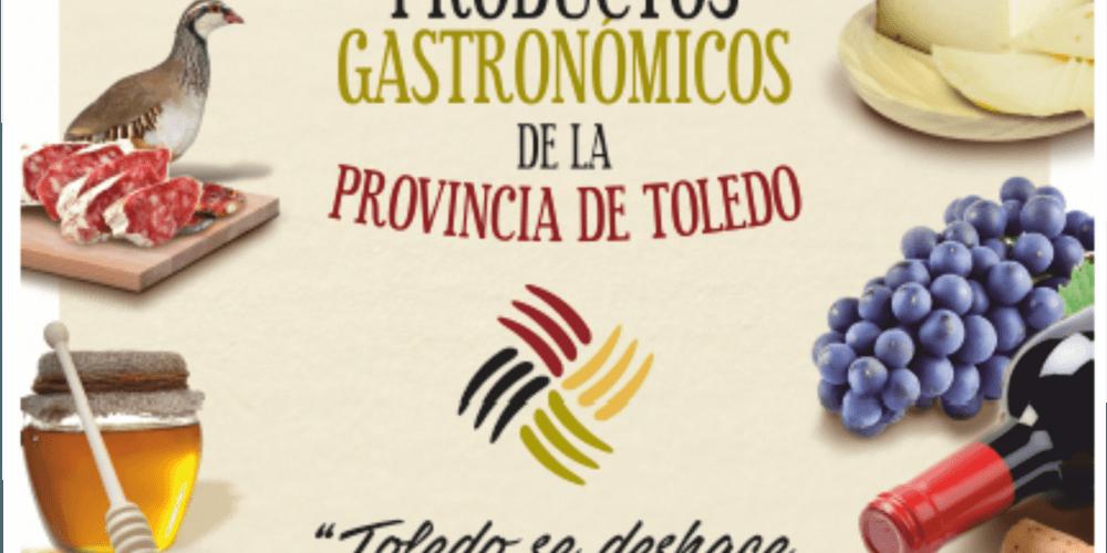 Muestra de productos de Toledo