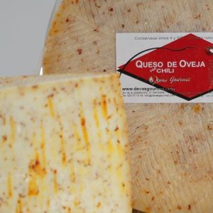 "Queso de Oveja ""Triple"" Chile"